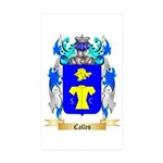 Calles Sticker (Rectangle 10 pk)
