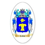 Calles Sticker (Oval 10 pk)