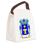 Calles Canvas Lunch Bag