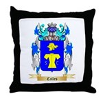 Calles Throw Pillow
