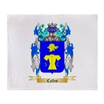 Calles Throw Blanket