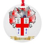 Callejas Round Ornament