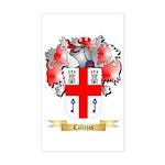 Callejas Sticker (Rectangle)