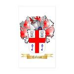 Callejas Sticker (Rectangle 50 pk)