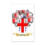 Callejas 35x21 Wall Decal