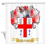 Callejas Shower Curtain