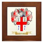 Callejas Framed Tile