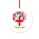Callejas Ornament (Round)