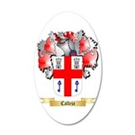 Calleja 20x12 Oval Wall Decal