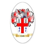 Calle Sticker (Oval 50 pk)