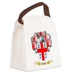 Calle Canvas Lunch Bag