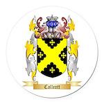 Callcott Round Car Magnet