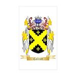 Callcott Sticker (Rectangle 10 pk)