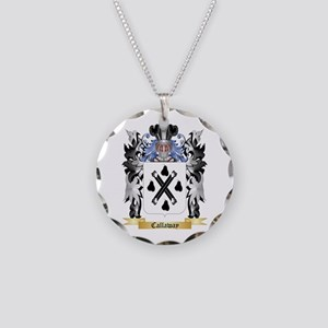 Callaway Necklace Circle Charm