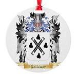 Callaway Round Ornament