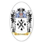 Callaway Sticker (Oval)