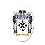 Callaway 35x21 Oval Wall Decal