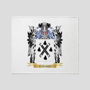 Callaway Throw Blanket