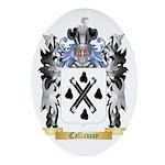 Callaway Ornament (Oval)