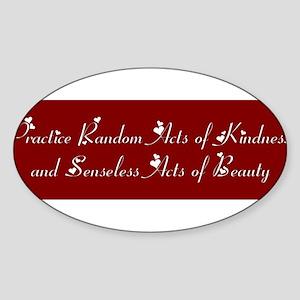 PracticeRandom Sticker