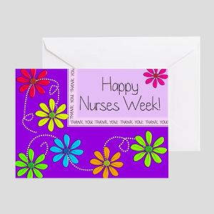 Happy Nurses Week Greeting Card