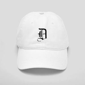 ed001561e8dca Gothic Letter D Hats - CafePress