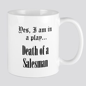 Death of a Salesman Mug