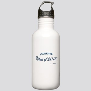 I survived the Class of 2013 Water Bottle