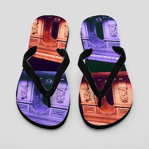Flip Flops Paris France Arc de Triomphe