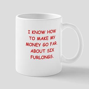 HORSERACING Mug
