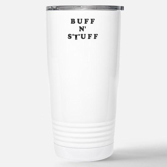 BUFF N STUFF Travel Mug