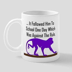 Against the Rule Mug