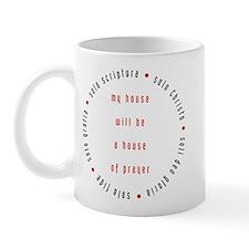 no speaches Mug