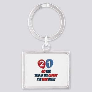 Gifts for the individual turning 21 Landscape Keyc