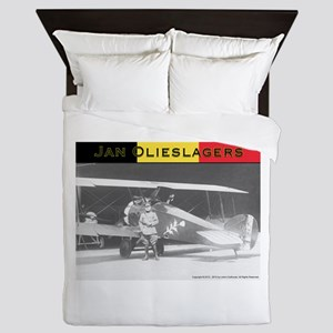 Jan Olieslagers Queen Duvet