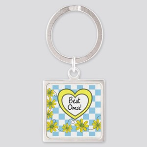 Best Oma Yellow Keychains