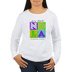 New Orleans NOLA Women's Long Sleeve T-Shirt