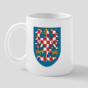 Moravia Coat of Arms Mug