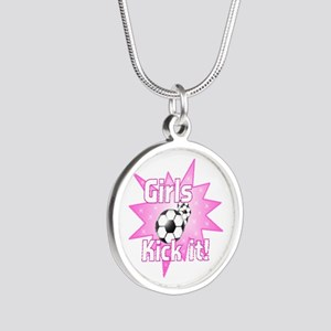 Girls Kick It Necklaces
