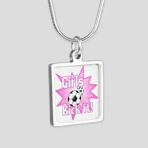 Girls Kick It Necklaces