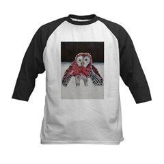 LIttle Red Riding Hoot Baseball Jersey