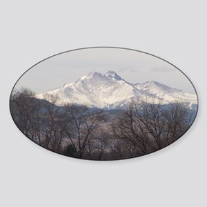 Fall on the Mountain Sticker