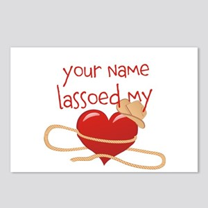 Lasso My Heart Postcards (Package of 8)