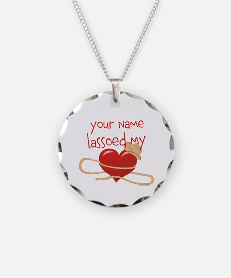 Lasso My Heart Necklace