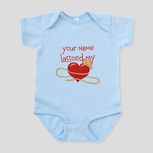 Lasso My Heart Infant Bodysuit