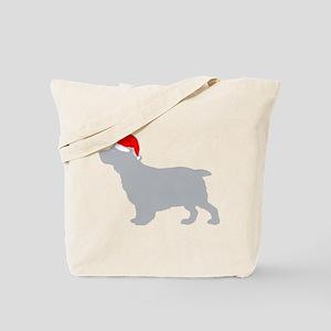 Clumber Spaniel Tote Bag