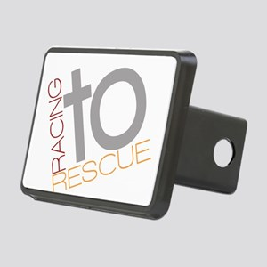 Racing To Rescue Logo Hitch Cover