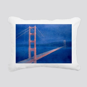 crylicA - Rectangular Canvas Pillow