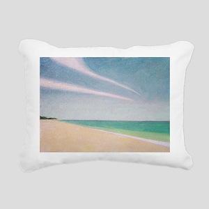 l on canvasA - Rectangular Canvas Pillow