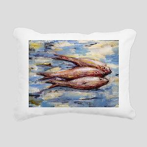 vasA - Rectangular Canvas Pillow